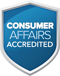 consumer Aaffairs accredited